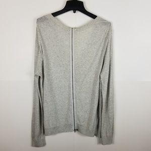 CAbi Sweaters - Cabi Cobblestone Cardigan Button Down Zip Back